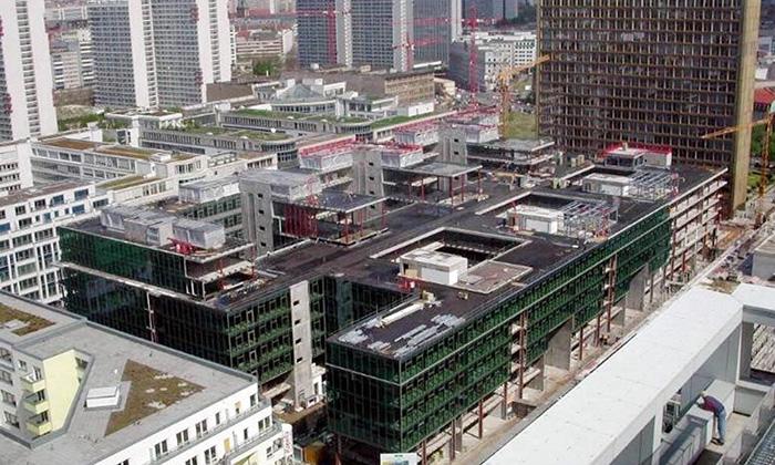 techlogis Ingenieurbüro Berlin Wärmeversorgungsanlagen Kälteanlagen Fördertechnik Informationstechnische Anlagen Axel Springer AG Berlin