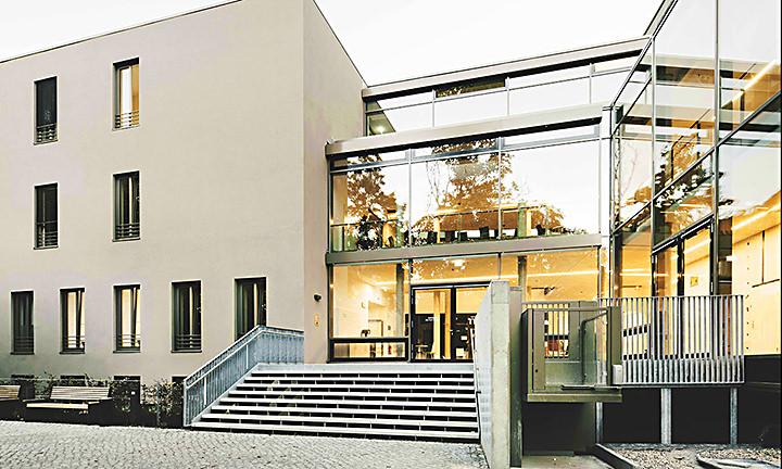 techlogis Ingenieurbüro Berlin Heizungstechnik Kälteanlagen Lüftungstechnik St. Josefs-Krankenhaus Potsdam