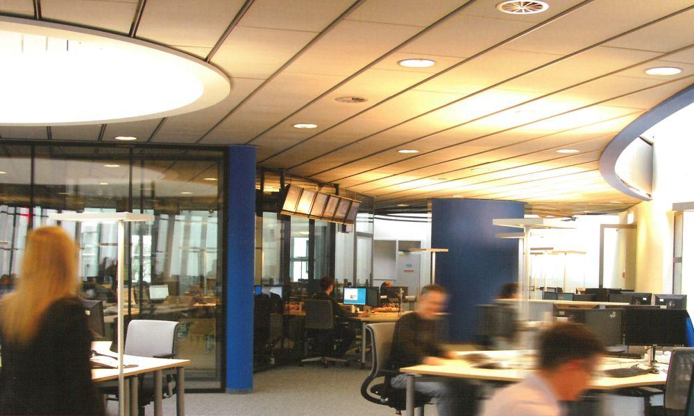 techlogis Ingenieurbüro Berlin Fernmelde- und Informationstechnische Anlagen Starkstromanlagen Feuerwache