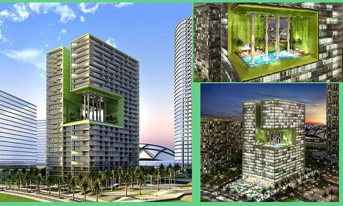 techlogis Ingenieurbüro Berlin Gebäudetechnik Kälteanlagen Lüftungstechnik DCS Dubai Sports City