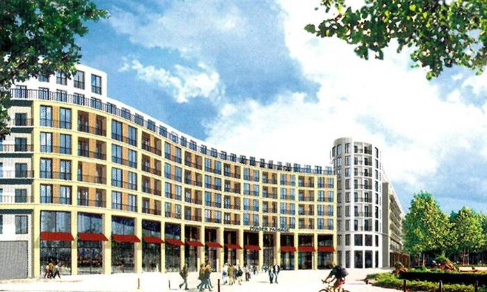 techlogis Ingenieurbüro Berlin Kälteanlagen Gebäudeausruestung Haustechnik Objektanalyse Hotel Ramad Plaza Berlin