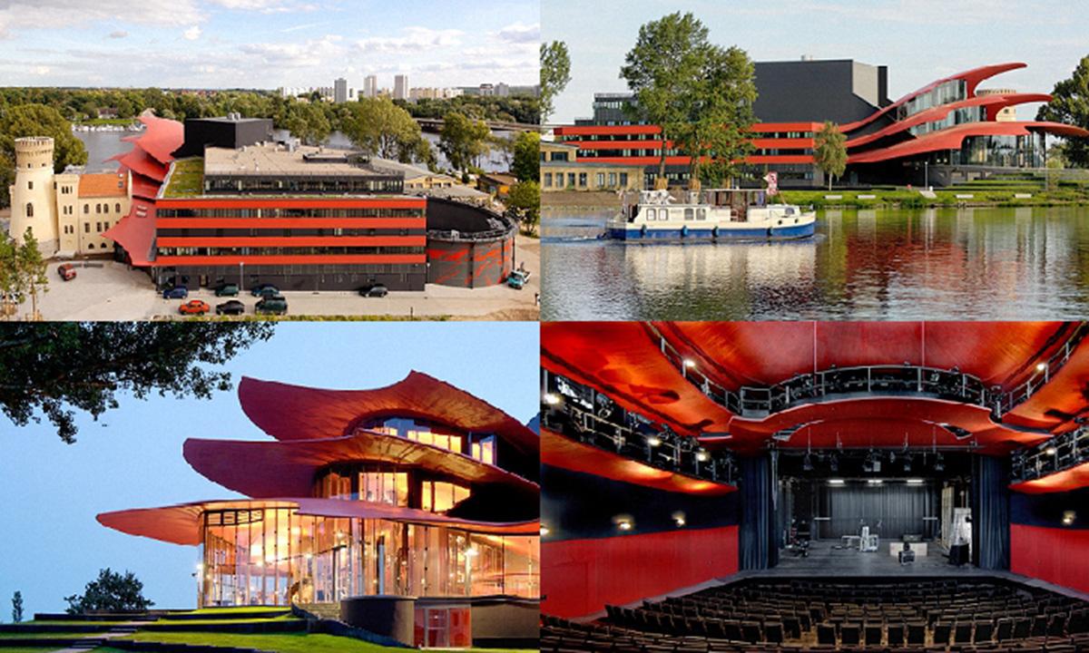 techlogis Ingenieurbüro Berlin Heizungstechnik Gebäudetechnik Lüftungstechnik Hans-Otto-Theater