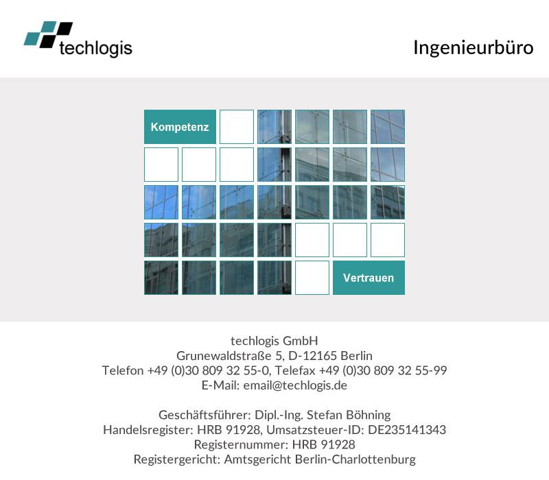 Techlogis GmbH Ingenieurbüro
